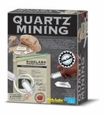 Toysmith <br />Quartz Mining Science Kit