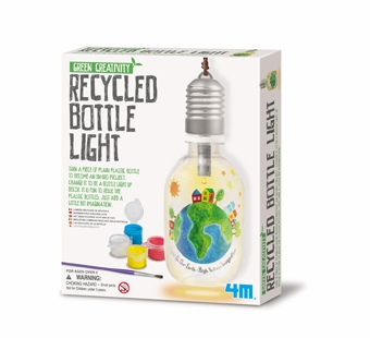 Toysmith <br />Recycled Bottle Light Science Kit