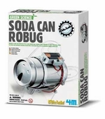 Toysmith <br />Soda Can Robug Science Kit