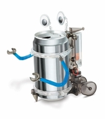 Toysmith <br />Tin Can Robot Science Kit