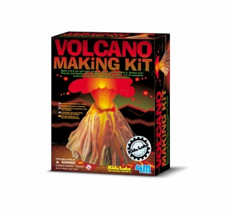 Toysmith <br />Volcano Science Kit
