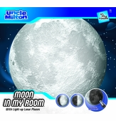Uncle Milton <br />Moon in My Room