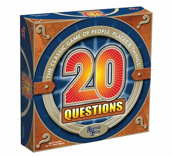 University Games <br />20 Questions Game