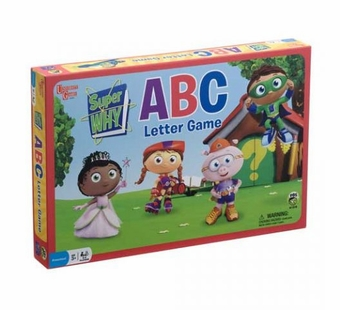 University Games <br />ABC Letter Game