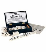 University Games <br />Boneyard Dominoes Game
