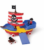 Viking Toys <br />Pirate Ship - on sale