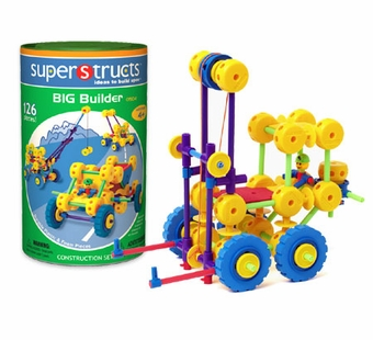 Waba Fun <br />Superstructs Big Builder