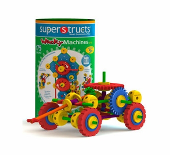 Waba Fun <br />Superstructs Wacky Machines