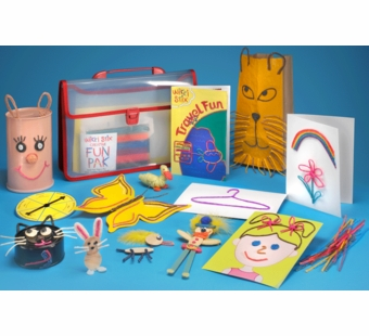 Wikki Stix <br />Tons of Fun Kit
