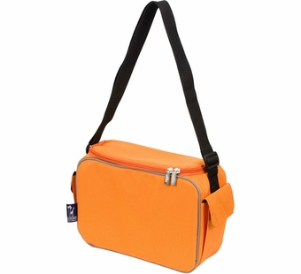 Wildkin <br />Bengal Orange Keep it Cooler Lunch Box