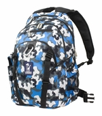Wildkin <br />Blue Camo Serious Backpack