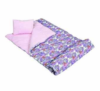 Wildkin <br />Butterflies Sleeping Bag