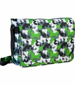 Wildkin <br />Camo Laptop Messenger Bag