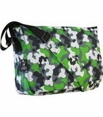 Wildkin <br />Camo Messenger Bag