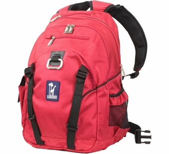 Wildkin <br />Cardinal Red Serious Backpack