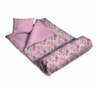 Wildkin <br />Fairies Sleeping Bag