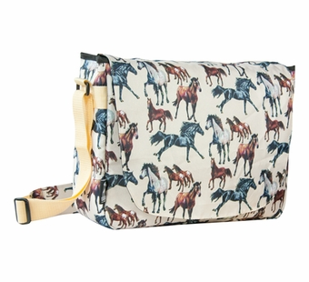 Wildkin <br />Horse Dreams Laptop Messenger Bag