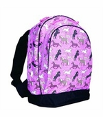 Wildkin <br />Horses in Pink Backpack