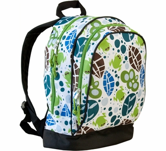 Wildkin <br />Lily Frogs Backpack