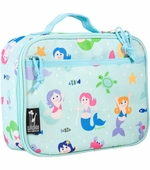 Wildkin <br />Mermaids Lunch Box