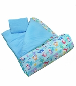 Wildkin <br />Mermaids Sleeping Bag