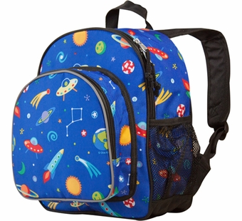 Wildkin <br />Out of this World Pack 'n Snack Backpack