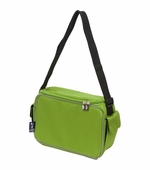 Wildkin <br />Parrot Green Keep it Cooler Lunch Box