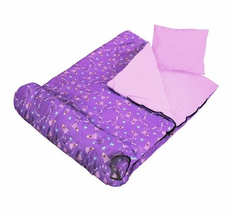 Wildkin <br />Princess Sleeping Bag