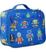Wildkin <br />Robots Lunch Box