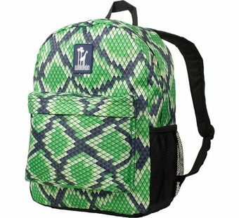 Wildkin <br />Snake Skin Crackerjack Backpack