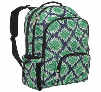Wildkin <br />Snake Skin Macropak Backpack