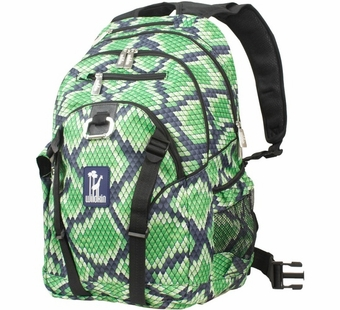 Wildkin <br />Snake Skin Serious Backpack