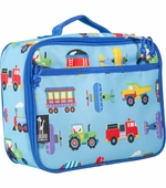 Wildkin <br />Trains, Planes & Trucks Lunch Box
