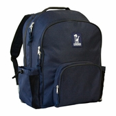 Wildkin <br />Whale Blue Backpack