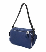 Wildkin <br />Whale Blue Keep it Cooler Lunch Box