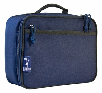 Wildkin <br />Whale Blue Lunch Box