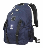 Wildkin <br />Whale Blue Serious Backpack