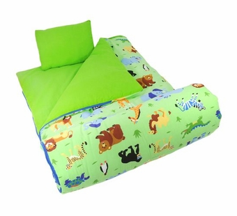 Wildkin <br />Wild Animals Sleeping Bag
