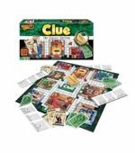 Winning Moves Games <br />Classic Clue Edition Game