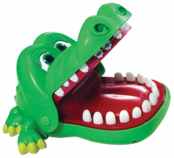 Winning Moves Games <br />Crocodile Dentist Game