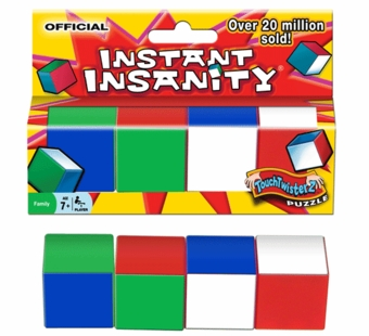 Winning Moves Games <br />Instant Insanity Game