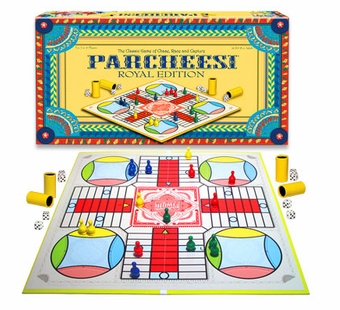 Winning Moves Games <br />Parcheesi Royal Edition Game