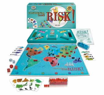 Winning Moves Games <br />Risk Game