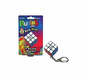 Winning Moves Games <br />Rubik's Cube Key Ring
