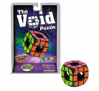 Winning Moves Games <br />Rubik's Cube Void Puzzle Game