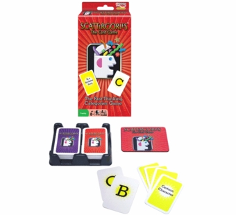 Winning Moves Games <br />Scattegories Card Game