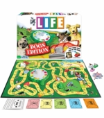 Winning Moves Games <br />The Game of Life Dogs Edition Game