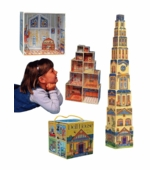 WJ Fantasy <br />Dollhouse Building Blocks