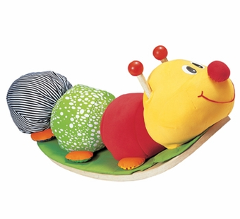 Wonderworld Toys <br />Rocking Caterpillar