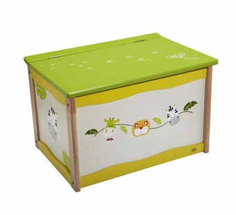 Wonderworld Toys <br />Safari Toy Chest